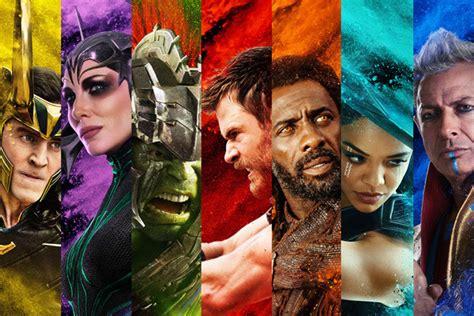 film thor ragnarok cast thor ragnarok every character ranked worst to best