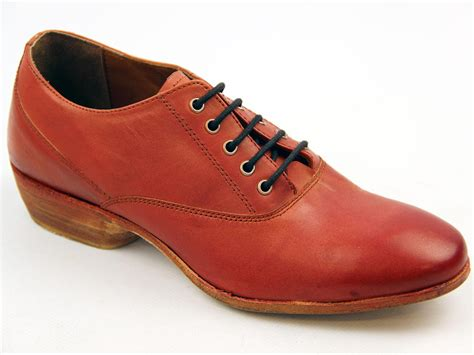retro oxford shoes laceys calamity retro 60s vintage look mod oxford shoes coral