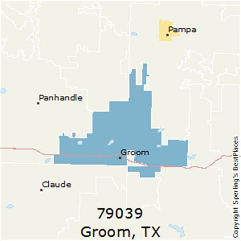 groom texas map best places to live in groom zip 79039 texas