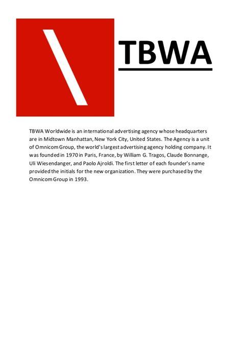 upcoming slideshare tbwa