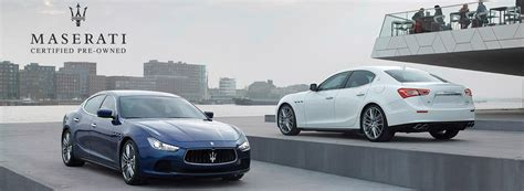 Certified Pre Owned Maserati by Maserati Importeren 55 Duitse Maserati S Incl Bpm Das