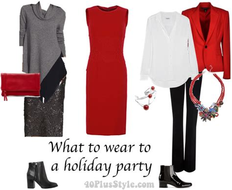 what to wear to a christmas or holiday party here are 6