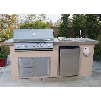 outdoor kitchen carts and islands bull outdoor kitchen urban islands 5 burner 9 outdoor kitchen island by bull
