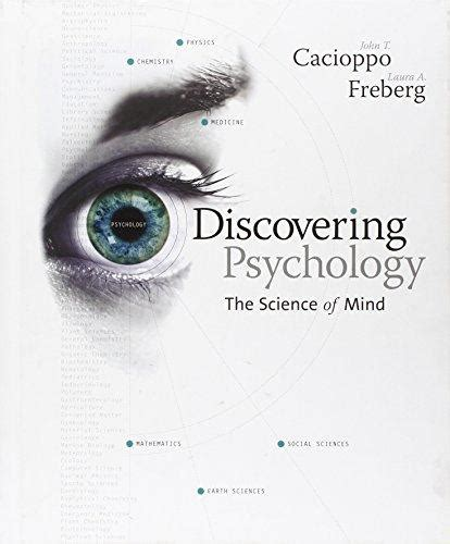 discovering psychology the science of mind mindtap course list books discovering psychology science by cacioppo 2nd edition
