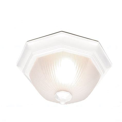 Walmart Ceiling Lights Hton Octagonal Flush Mount Ceiling Light Fixture Walmart