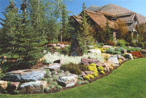 Landscape Pictures Rock Gardens Rock Garden All Seasons Landscaping