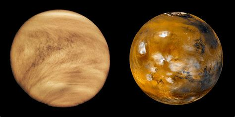 Mars Venus which is more deadly living on venus or living on mars