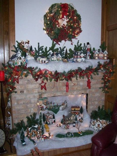department 56 snow village holiday ideas pinterest