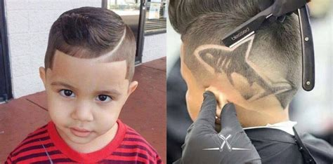 model rambut anak laki laki kekinian  tampan  menggemaskan