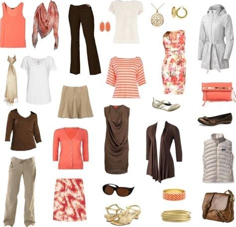 Capsule Travel Wardrobe by Wardrobe Travel Capsule Wardrobe
