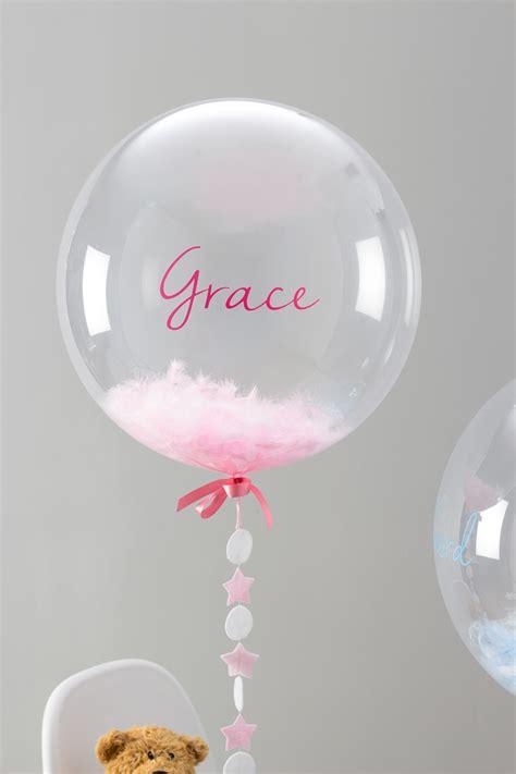 globos para bautizo pinteres