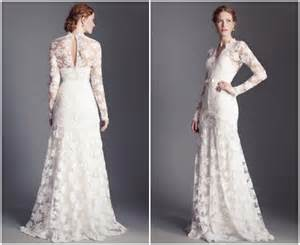 sleeve white lace wedding dress exclusive white lace sleeve wedding costumes
