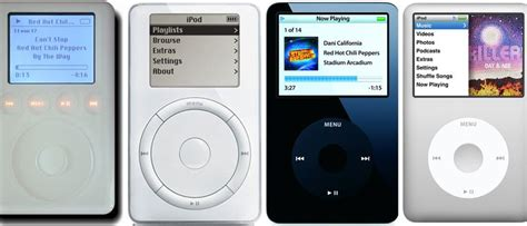 Home Design Software For The Ipad by History Of Ipod From The First Ipod To The Classic