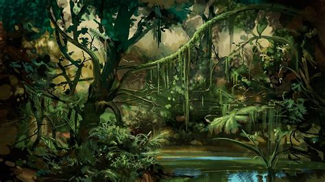 Wall Murals Amazon jungle background powerpoint backgrounds for free