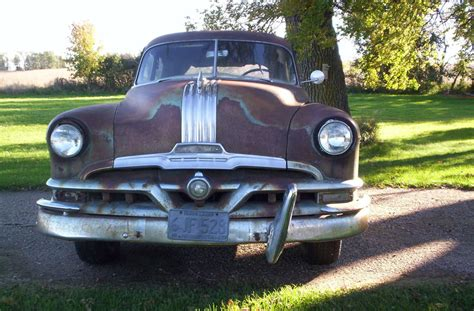 1952 pontiac chieftain for sale 1952 pontiac chieftain for sale in canby minnesota