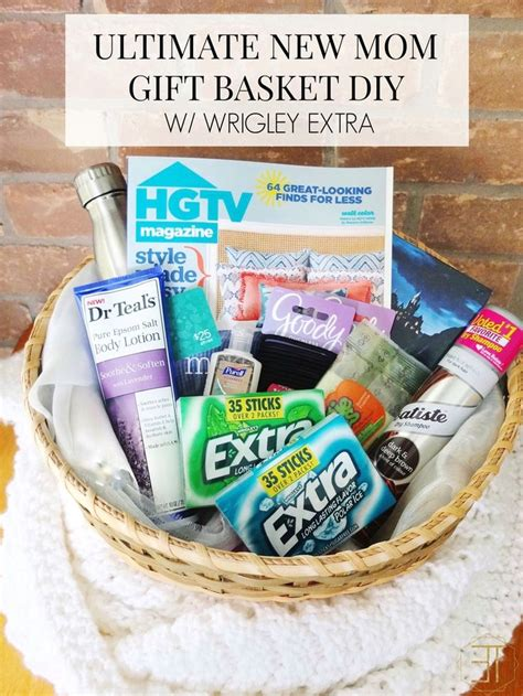 What To Put In A Baby Shower Gift Basket by Best 25 Baby Gift Baskets Ideas On Baby