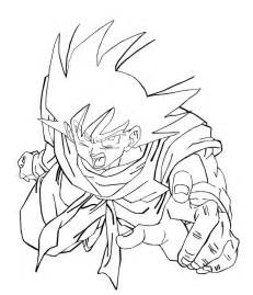goku coloring pages games search