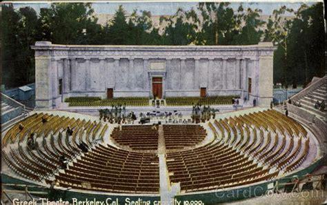 greek theatre berkeley ca