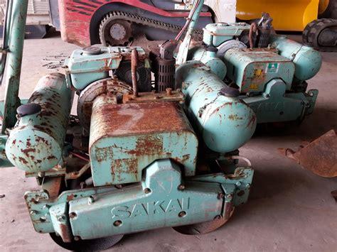 Mesin Pemadat Tanah Sakai Rummers jual mesin pemadat tanah vibro baby roller sakai kapasitas