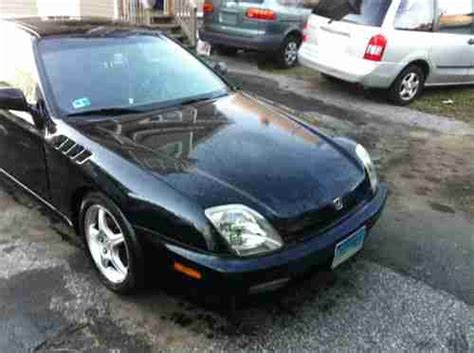 1999 honda prelude pictures 2 2l gasoline ff manual for sale buy used 1999 honda prelude type sh coupe 2 door 2 2l black 5 speed manual in stamford