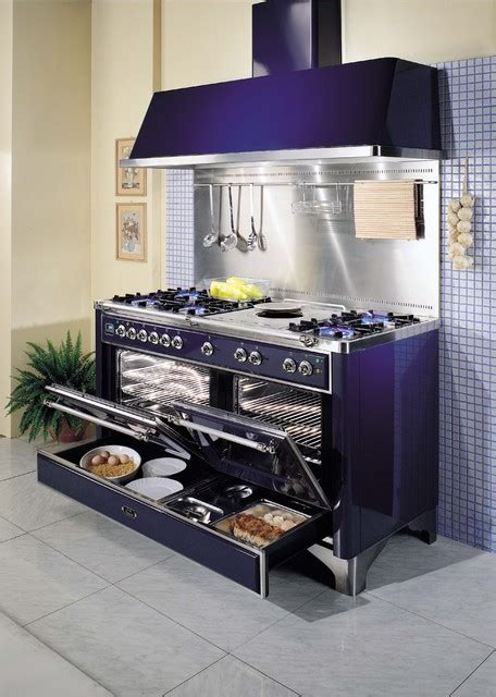ilve majestic collection gas ranges and