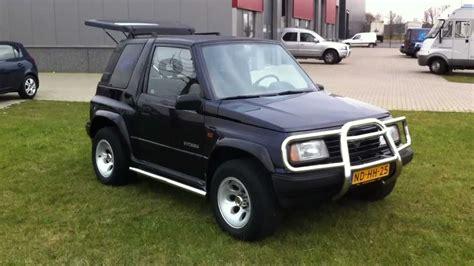 jeep suzuki jeep suzuki vitara ano 1998
