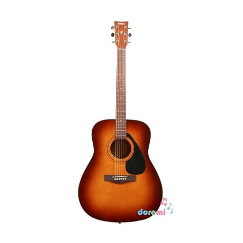 Yamaha Folk Guitar F 310 jual yamaha folk guitar f 310 tobacco brown sunburst
