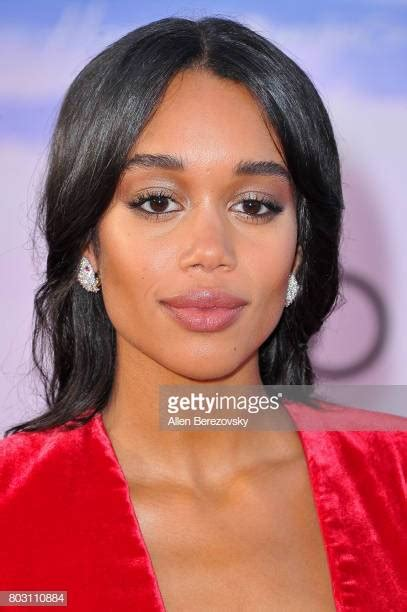laura harrier imdb laura harrier stock photos and pictures getty images