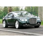 Zagato Bentley Continental GTZ  Pictures Evo
