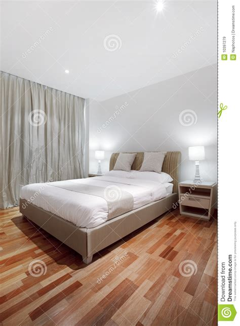 Parquet Floor In Bedroom Stock Image Image Of Awake Bedroom With Parquet Floor