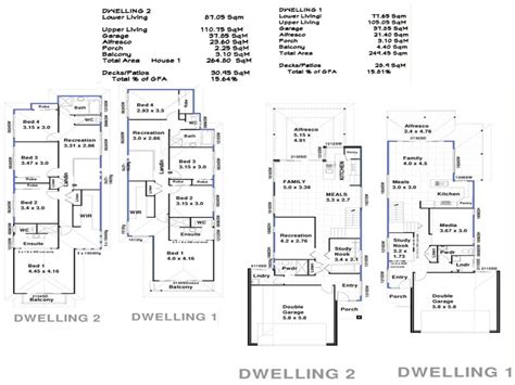 emejing 4 unit apartment building plans gallery home apartment building plans 4 units home mansion