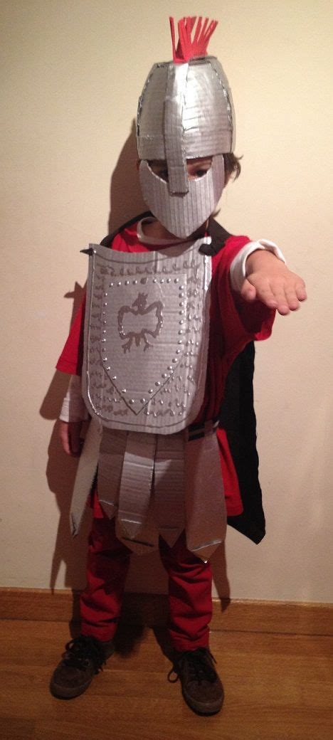 como hacer una vestimenta de grillo tutorial disfraz de soldado romano casero romano