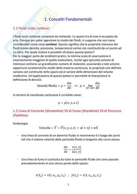 dispense pdf dispense fluidodinamica pdf