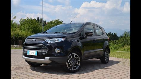ford ecosport il test drive  hdmotoriit youtube