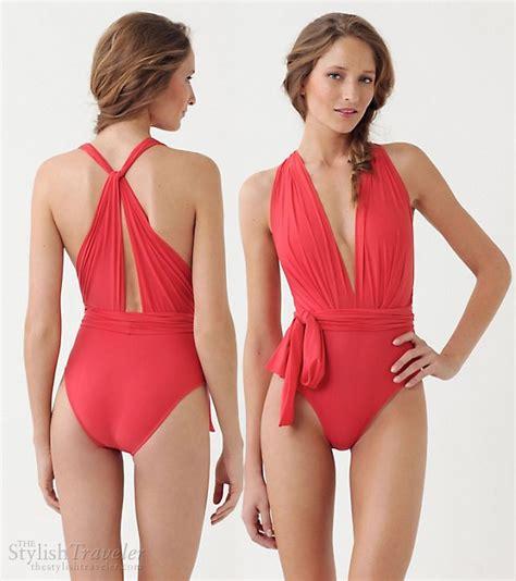 Ruched Draped Skirt Swimwear The Stylish Traveler