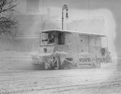worst blizzards blizzard of 1910 photos worst snowstorms in new york