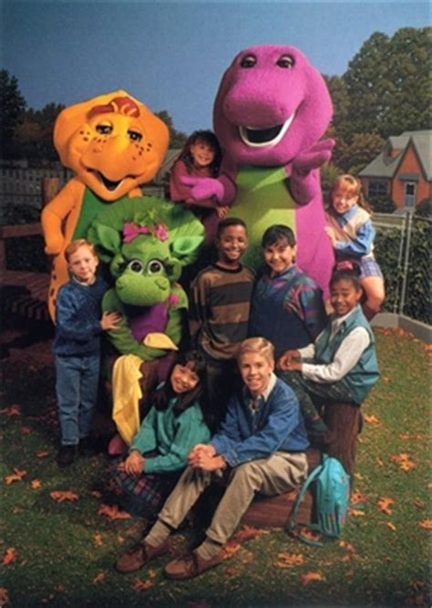barney and the backyard gang cast where are they now barney and the backyard gang series trailer 1990 video
