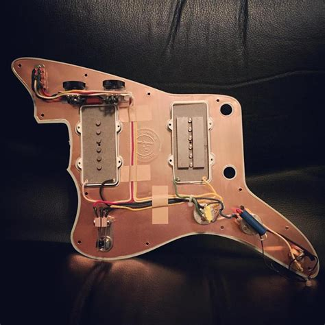 jazzmaster guitar wiring diagram