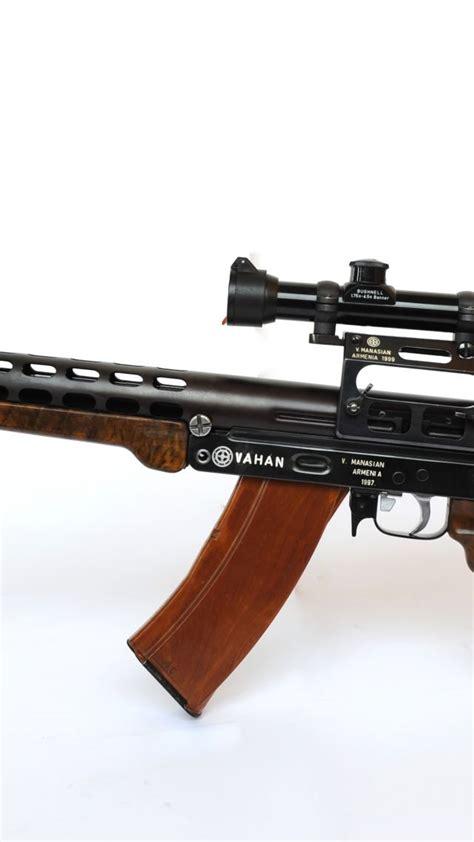 wallpaper vahan assault rifle   mm military