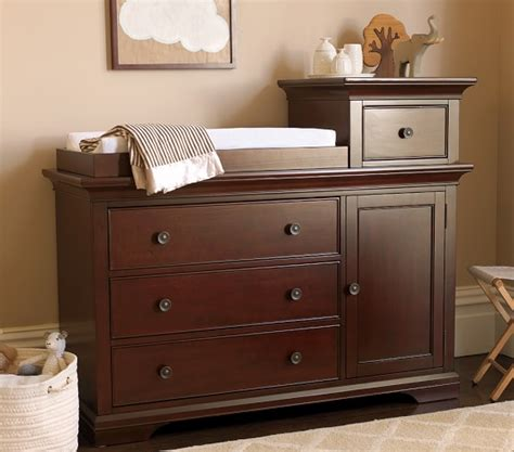 Pottery Barn Changing Table Larkin Hi Lo Changing Table Pottery Barn