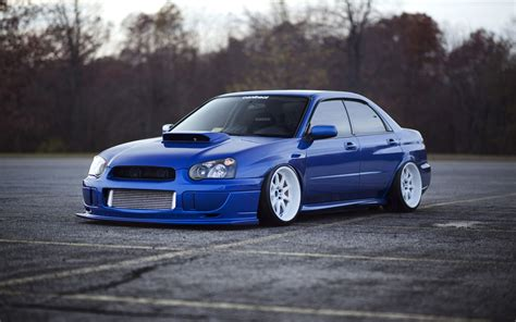 blue subaru blue subaru impreza hd wallpaper hd wallpapers