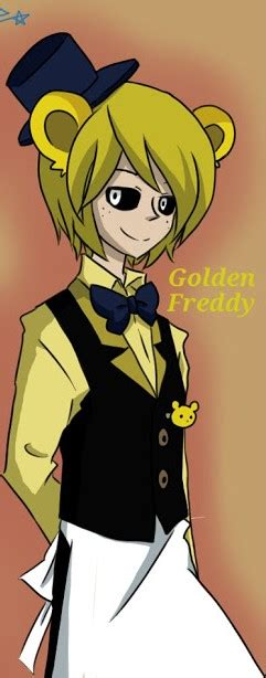 golden anime human freddy human golden freddy x shy male reader dare by chatoeto