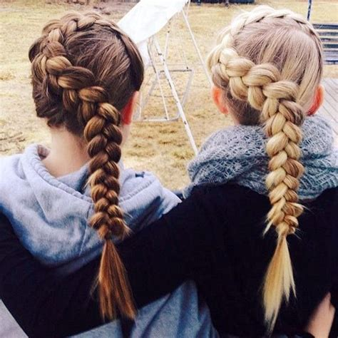 cute hairstyles no braids 8 romantic french braided hairstyles for long hair you