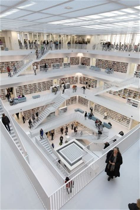 stuttgart city library love the layover five libraries worth a visit stuck at