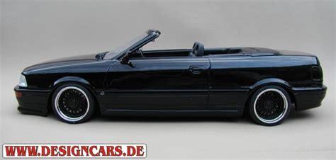 Cabr sw 2 : Audi 80 Cabrio Modellauto in 1:18 : Audi 80, 90, 100, 200 & V8 : #204180404