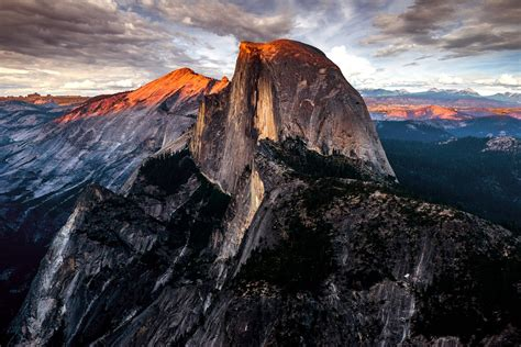 Awesome Christmas Vacations In California #4: HalfDome.Shutterstock_0.jpg
