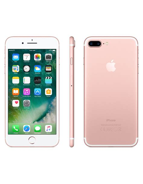 iphone 7 plus 128gb gold iphone apple electronics accessories megastore