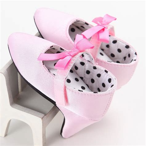 baby shoes with high heels for photos princess