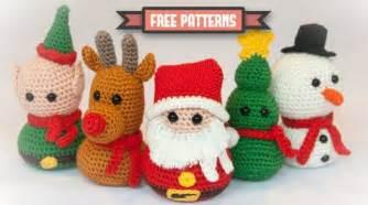 Handmade Ceramic Christmas Decorations Free Crochet Christmas Ornament Patterns Invitation Template