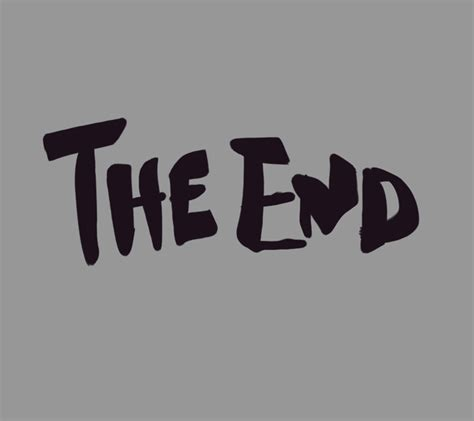 imagenes vintage fin de año the end film gif by denyse find share on giphy